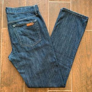 "Joe's Jeans Brixton Straight 31.5"" Long Size 32"